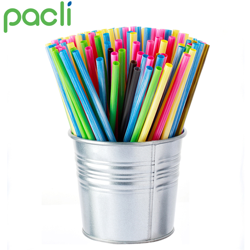 Professional team Strong and durable big drinking straws