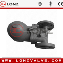 Lever Ball Float Steam Trap valve
