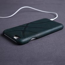 Personalized leather mobile phone cover for iphone 7 , iphone 7 plus