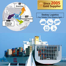 price cargo ships service from China to Rotterdam