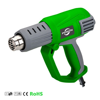 Professional 2000W Heat airs Gun with 3 position temperature