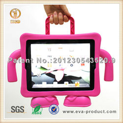Hot!! eva foam shockproof kids tablet case for ipad mini
