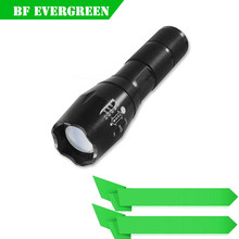 Ultra Bright 5 Modes High Powered Led Flashlight Torch Tactical Kit with Rechargeable