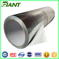 alu foil woven greenhouse thermal insulation material for oven