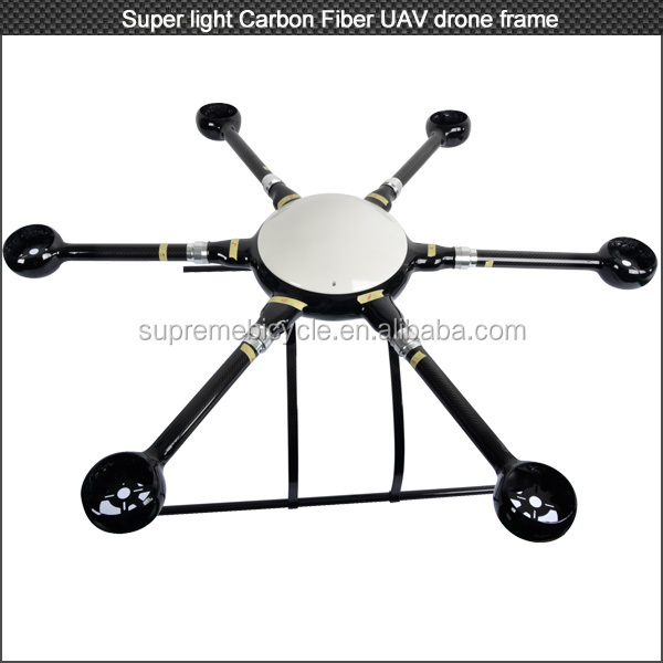 Customize carbon fiber aircraft with quadcopter hexrcopter octocopter for helicopter agriculture