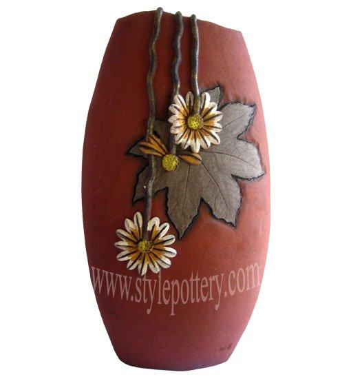 Cer mica jarrones jarrones de cer mica y porcelana for Productos para ceramica