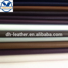 Finished Leather, 100% Pu Synthetic Garment Leather