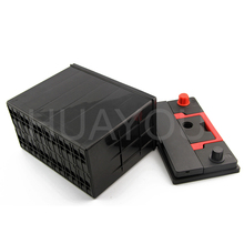 Rechargeable Lifepo4 60v 40ah Li ion Battery Pack with BMS for electric motorcycle