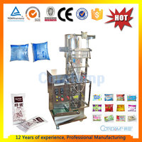 Vertical Automatic small tomato/sugar/curry/chocolate paste machine for packaging