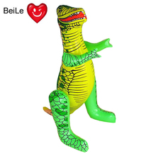 Inflatable cute dinosaur toys kids realistic toys decoration party toys