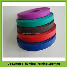 PVC coated webbing for horse bridle,horse halter,horse headstall