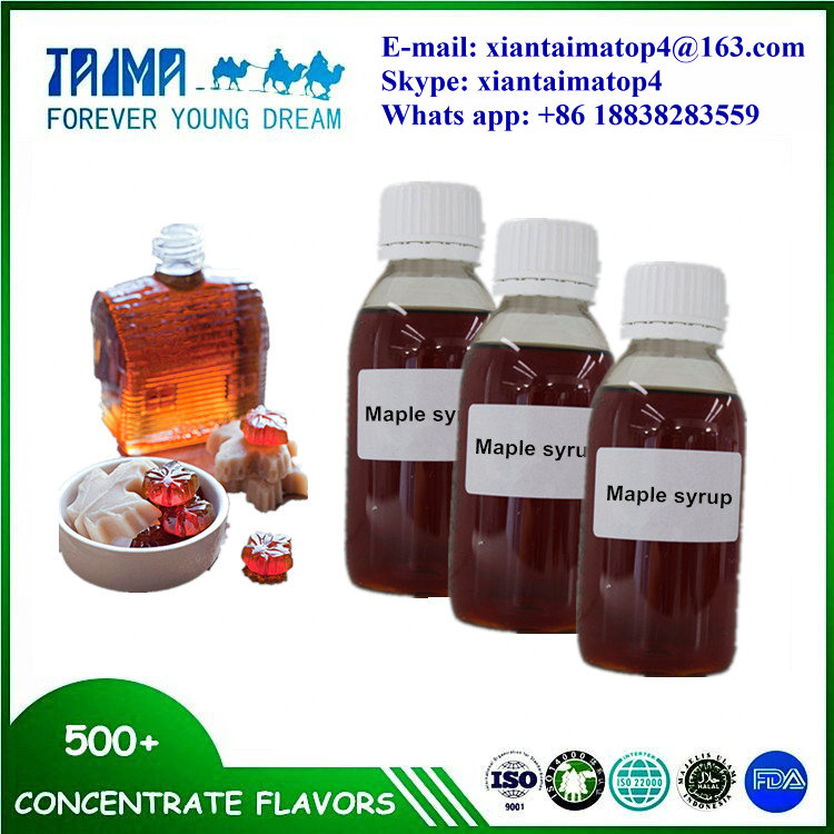 Glucose based coconut flavor powder fragrance food grade flavor artificial fruit flavor