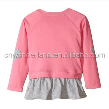 hot sale high quality china manufacturer children's suit sets kids clothes girls sets