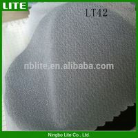 China Factory 100% cotton woven fusible shirt interlining polyester woven fusing interlining