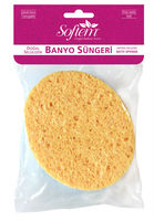 Natural Cosmetics Hammam Sponge Natural Cellulosic Bath Sponge Colors