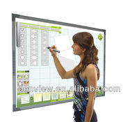 Donview portable interactive smart board, turn any flat surface into interactive whiteboard