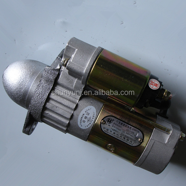 Jiangdong diesel engine parts QDJ1308 Starter motor for sale