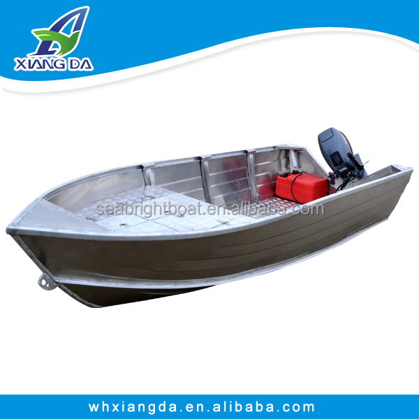 High speed deep v hull fishing aluminum fishing boat for for Deep v fishing boats