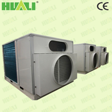 All in one type R410a air cooled rooftop air conditioner