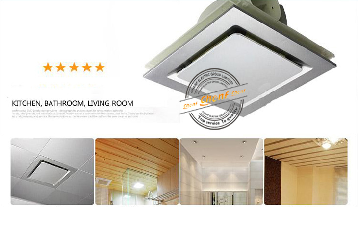 Supply High Quality Small Oem Kitchen Bathroom Exhaust Fan With All Kinds Of Size 8 39 9 39 11 39 12