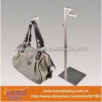 metal rack and accessories for handbags name shop
