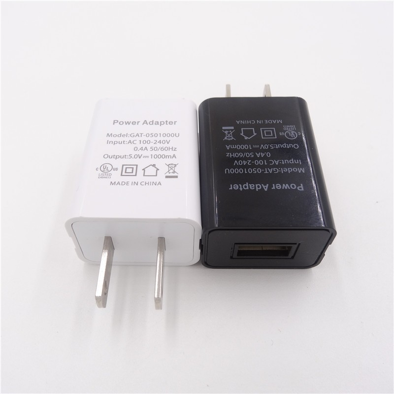 2017 hot sale 5v 2a UL CULS ETL approve custom usb wall charger for multi phone