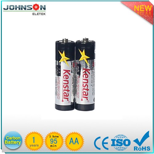 china wholesales carbon zinc aa um3 dry battery