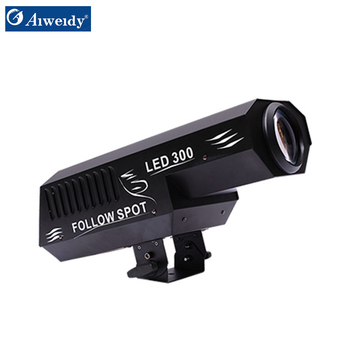 guangzhou aiweidy stage lighting equipment 350w led follow spot stage light for wedding