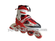 2014 new design colorful kids roller skate shoes with PU wheels,hot selling!!! inline speed skates