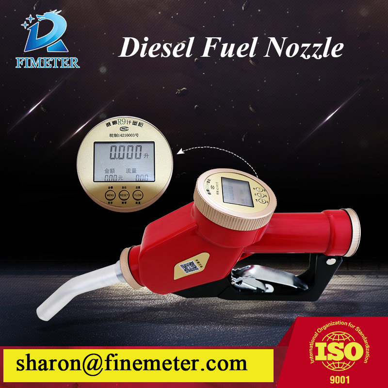 Automatic Shut off Oil Filling Fuel Nozzle for diesel petrol