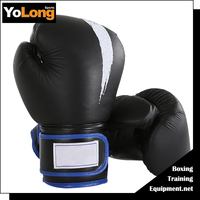 design your own wholesale training leather boxing gloves