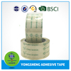 china factory manufacture super clear bopp adhesive tape
