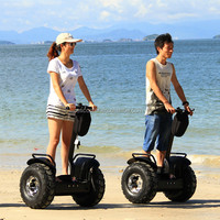 Best Selling CE Approved New Foldable 2000W motorized adult electric scooters in big tire