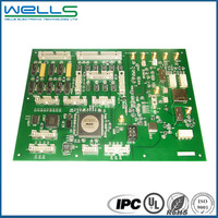 Good quality set top box pcb board making and pcb assembly