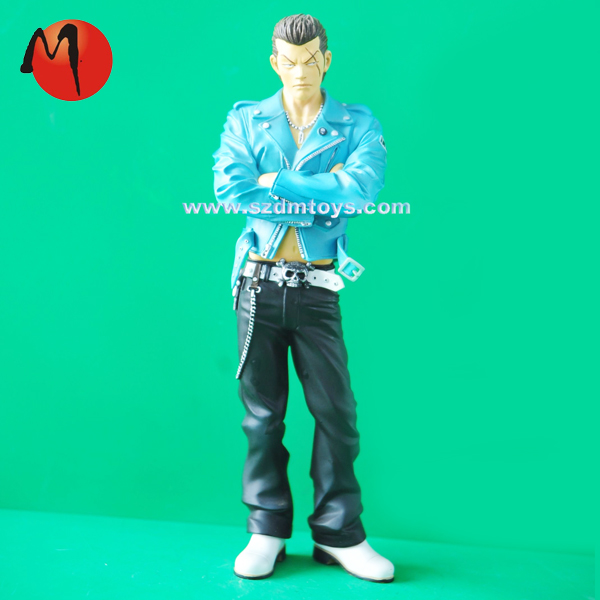Custom plastic people 1/6 scale action figures ICTI factory