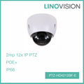 2 Megapixel Water-proof DWDR POE+ Support 64GB SD Slot Mini Dome IP PTZ Camera