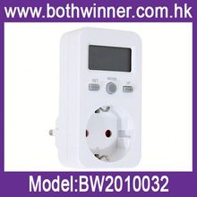 Electricity monitoring power meter plug ,h0tk7 wireless energy monitor for sale
