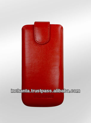 Inchanta Leather Case D1008