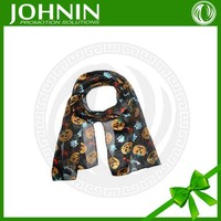 Hot-selling wholesale decorative pumpkin Hollowen scarf