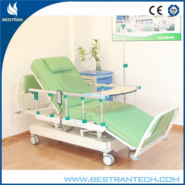 BT-DY005 Luxurious Linak motor electric dialysis medical chair price