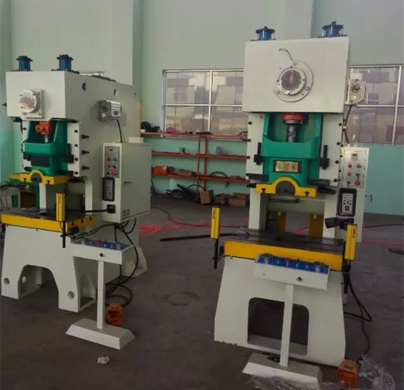 mechanical power press J21 J23 Series press machine price