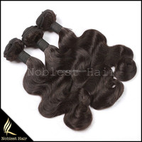 Very Nice Natural Color Remy African American Jerry Curl Weave Extensions Virgin Human Hair Weft