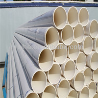 New type large diameter 9 inch pvc pipe tube