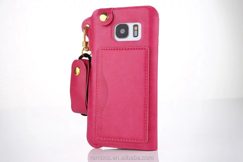 Mobile Phone Back Cover Leather Case with Credit Card Slot for Xiaomi 2 2S 3 4