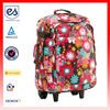 2014 New Hot Selling Wheeled backpack for girls(HC-A594)