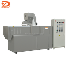 Dayi Automatic choco pillow snacks making machine cocoa crunch food processing line