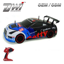 DWI 1581861 2.4G 1:10 scale 18 km rally racing baby electric kids high speed RC car price