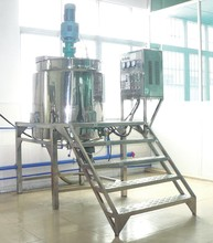 Polishing 316L Stir mixing machine fried food and flavour mix machine