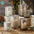 yufeng laser engraving glass candle holders yufengcraft www.yufengcraft.cn