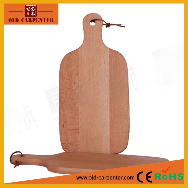 2017 Solid wood cutting board one-piece
